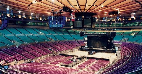 Madison square garden new york - Madison square garden to times square ...