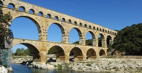 Aquaduct romeinen