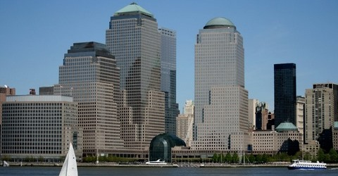 World Financial Center New York Verenigde Staten