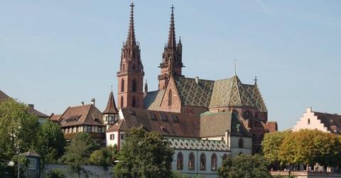 Münster van Basel