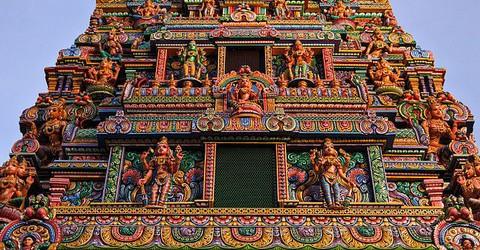 Sri Mahamariammantempel